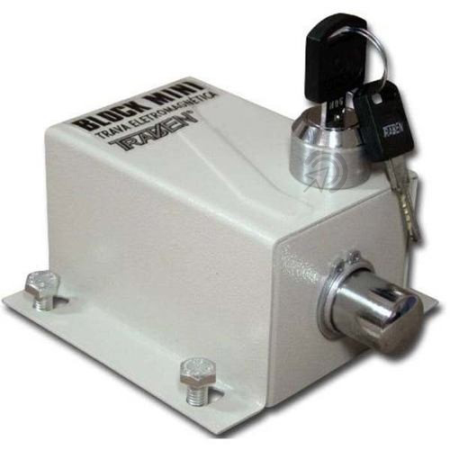 Trava Elétrica Para Portões Automáticos 220v Com Temporizador