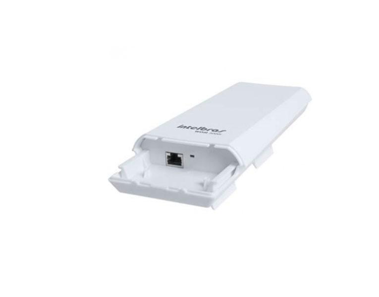 Antena CPE Wireless Intelbras Wom 5000i 5.1 a 5.8 Ghz