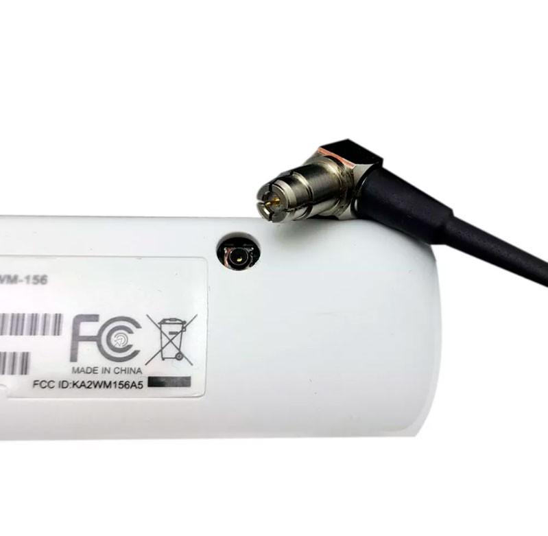 Antena 20dbi 950mhz Completa Internet Wifi 3g Rural Celular