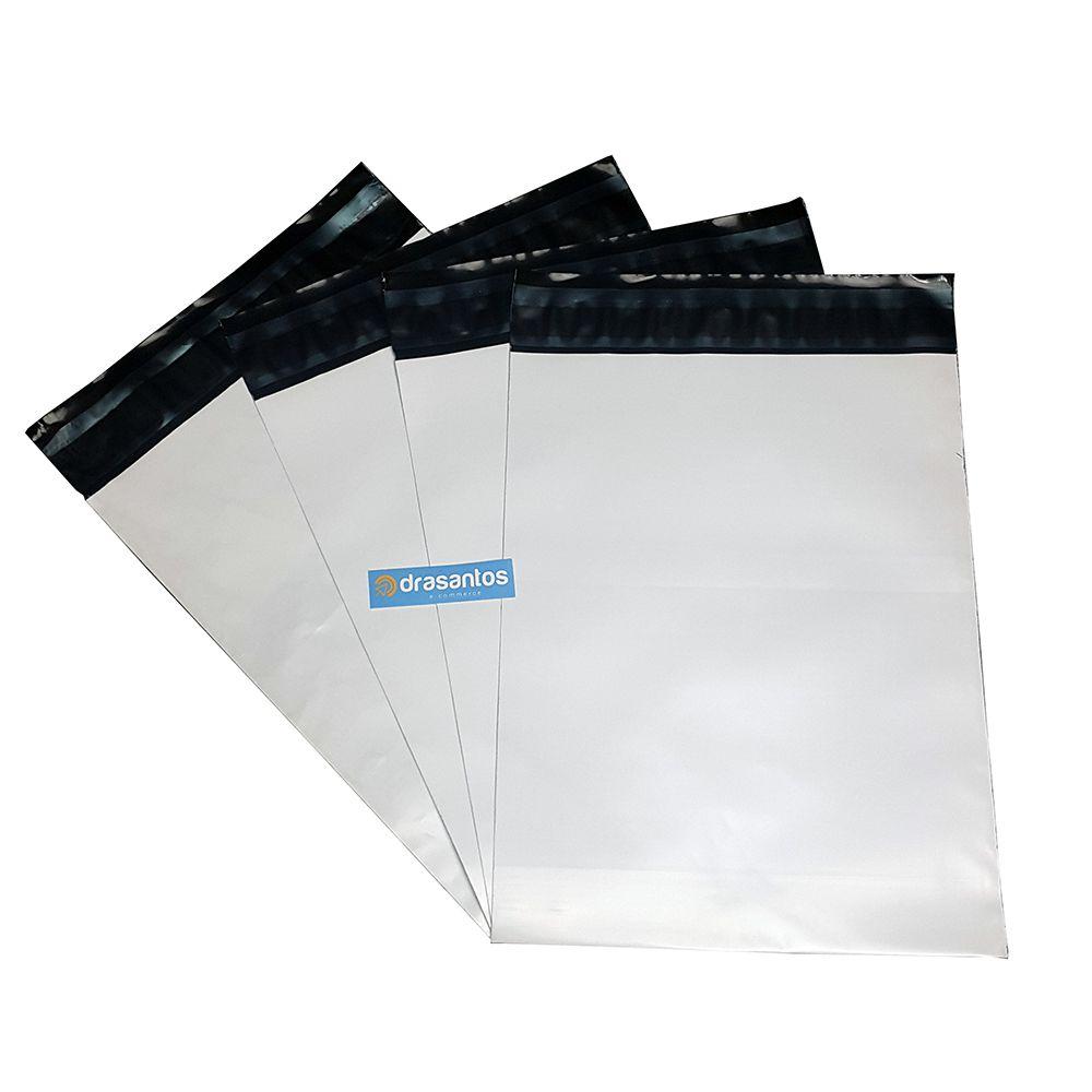 Envelope Plástico de Segurança para Correios com Lacre 35x50 35 x 50