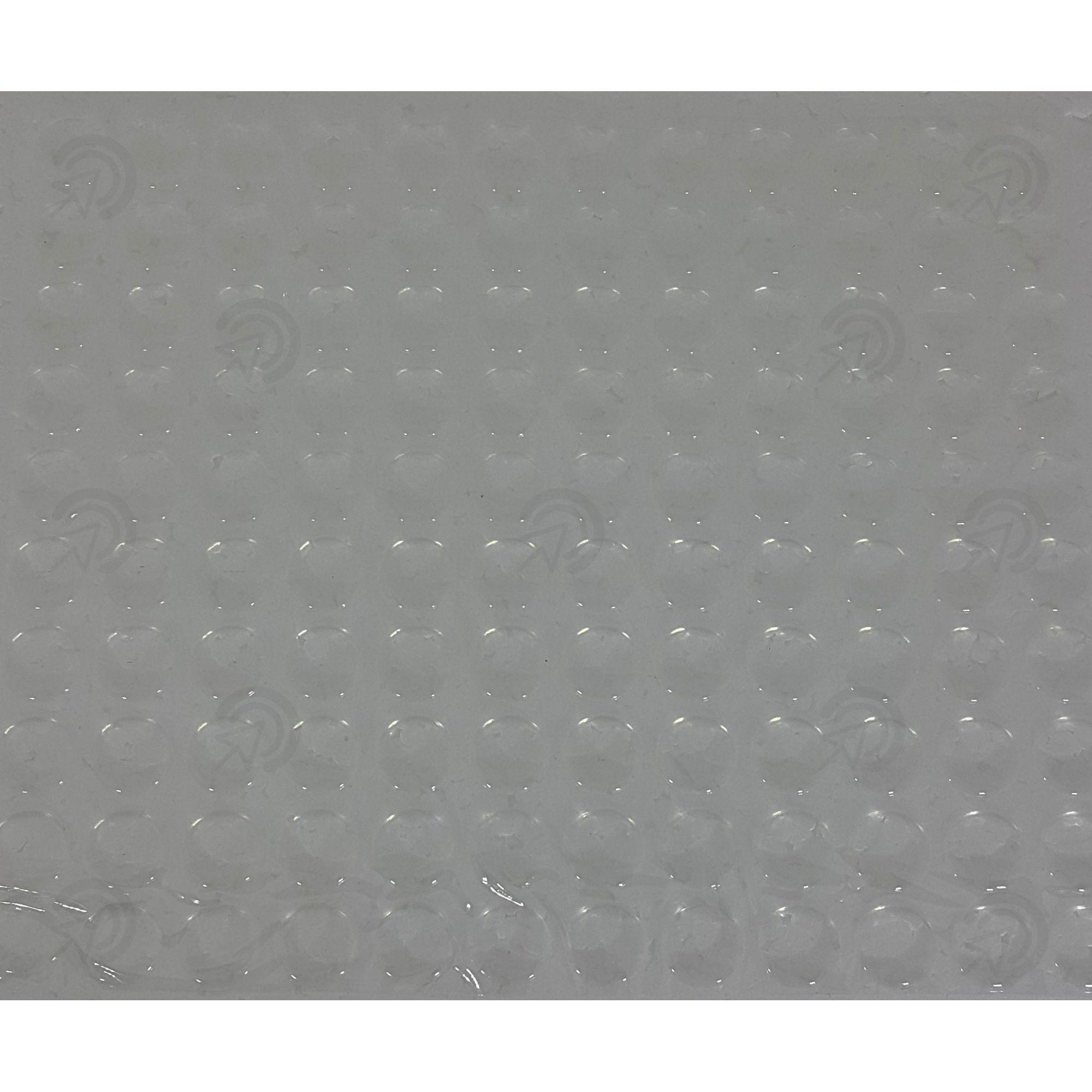 Protetor Batente De Silicone Redondo 12mm Multiuso Com Cola (gotas De Silicone)