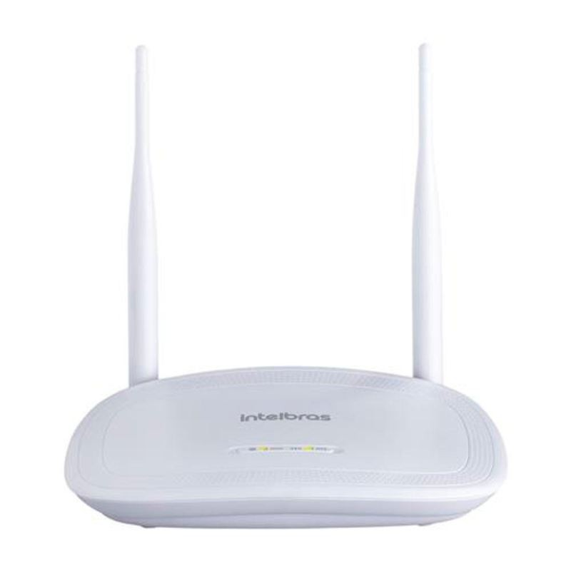 Roteador Repetidor Intelbras Iwr 3000n Ipv6 Internet WIFI 300 Mbps