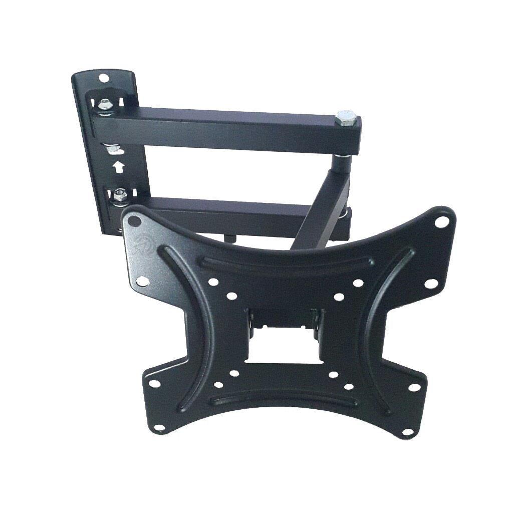 Suporte tv tri articulado para TV LCD LED 23 a 60 Polegadas
