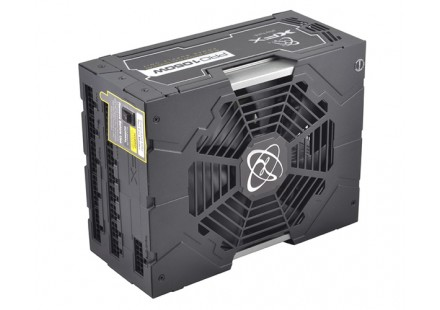 Fonte Modular Gamer ATX 1050W XFX PRO Black Edition 80 Plus Gold