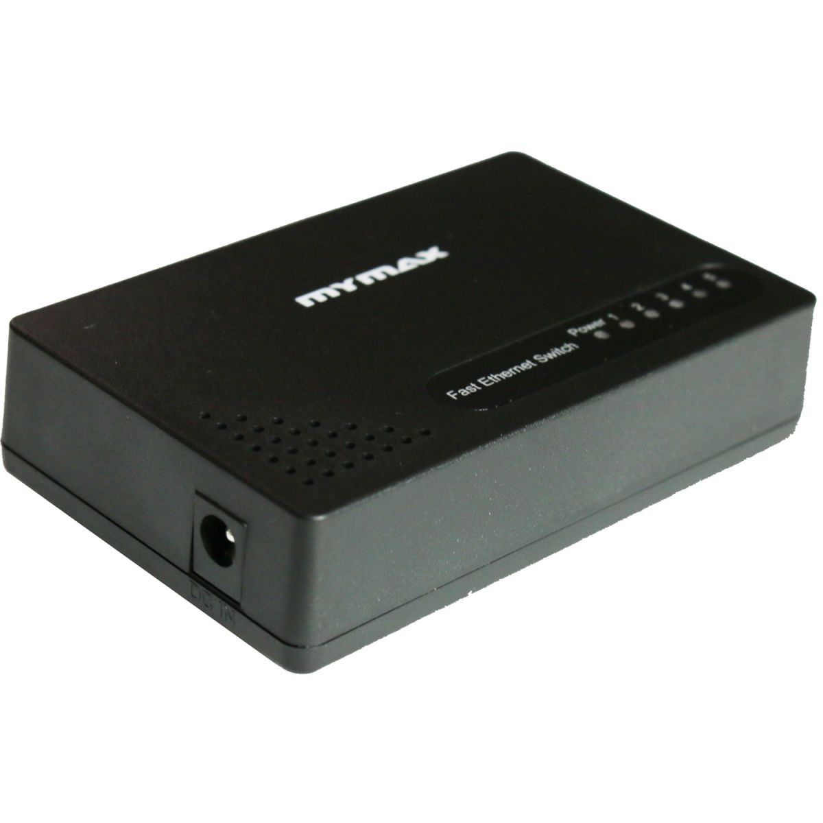 Switch Hub 5 Portas 10/100 Megabit Mymax MSWI-S1005D