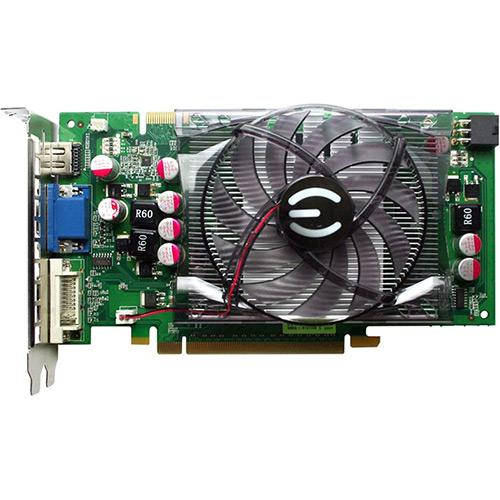 Placa de Vídeo GeForce 9800GT 1GB DDR3 EVGA 01g-p3-n988-l1