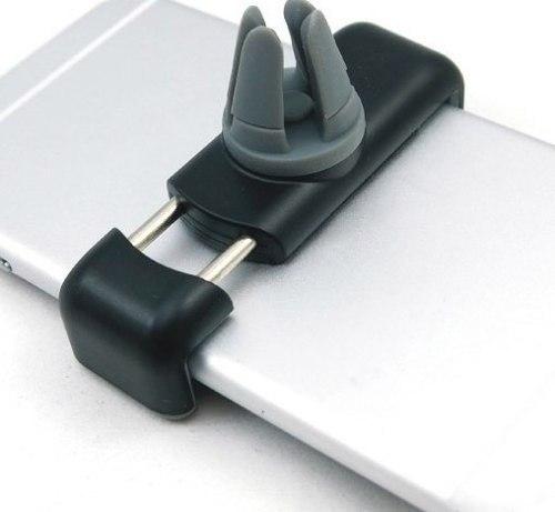 Suporte Veicular Universal para SmartPhone Ligue Saída do Ar Condicionado