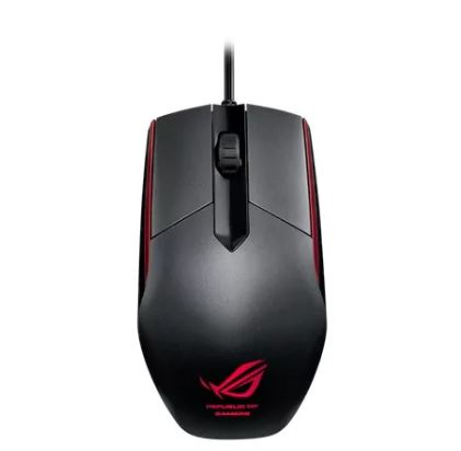 Mouse Optico 5000DPI Asus Sica Gaming ROG P301-1A