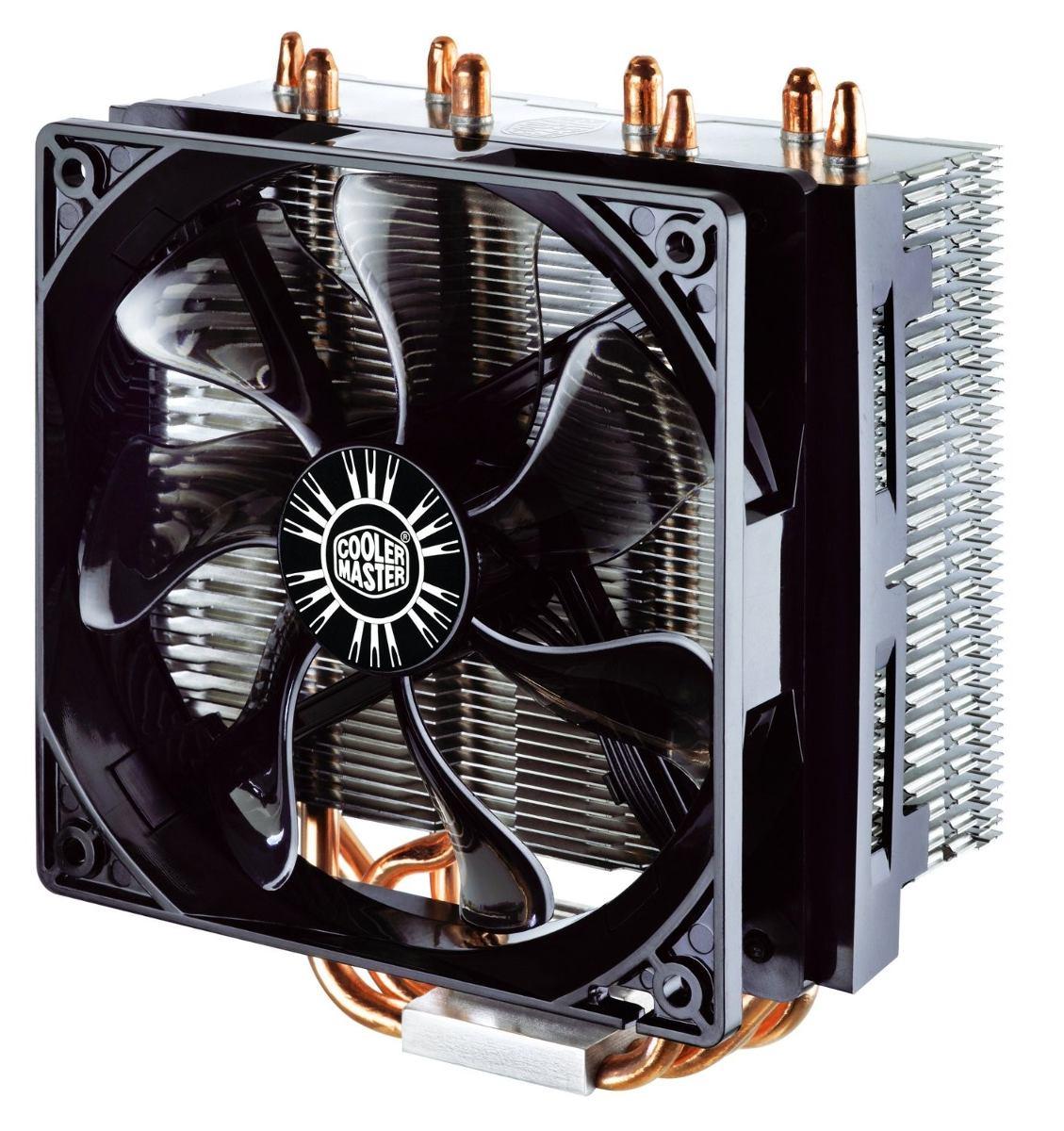 Cooler para Processador Cooler Master Hyper T4 Para AMD e Intel RR-T4-18PK-R1
