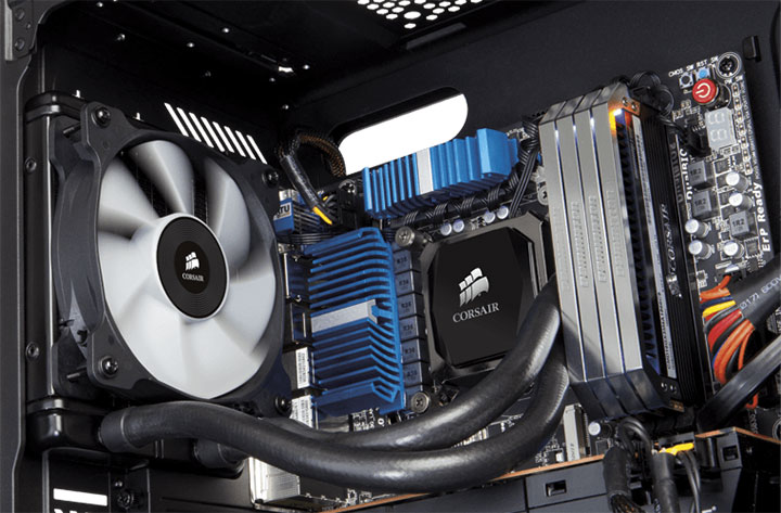 Water Cooler Corsair H45 Performance 120mm CW-9060028-WW