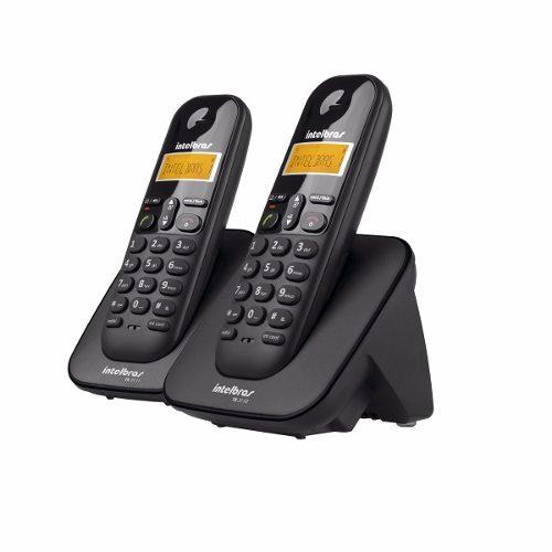 Telefone Sem Fio Intelbras Ts3112 com Ramal Extra
