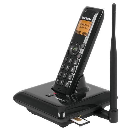 Telefone Celular Fixo Rural Gsm Sem Fio Cs5140 Intelbras