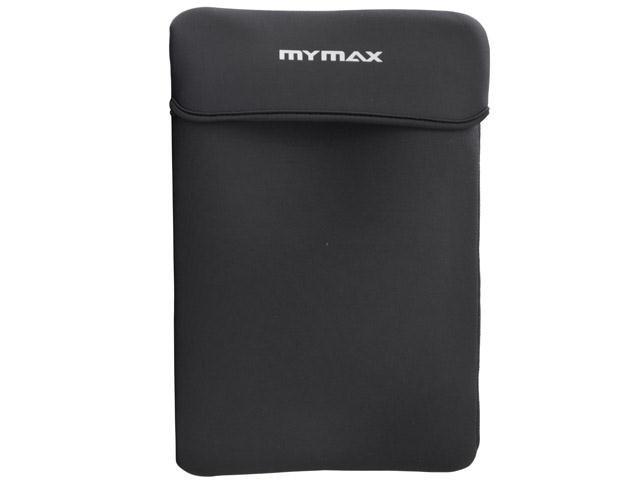 Capa case para Tablet e Notebook até 13 Polegadas Preto Neoprene Sleeve Texas Mymax