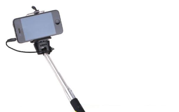 Bastão de Mão Retrátil Monopod para Selfie P2 Mymax MASC-BCC007