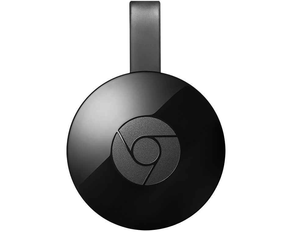 Chromecast 2 Google HDMI 1080p NC2-6A5 US Original