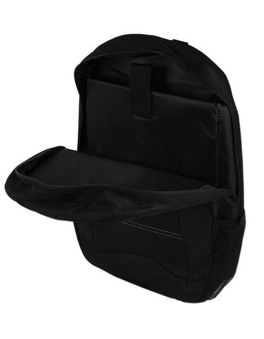 "Mochila Para Notebook HP Preta Até 15,6"" L2A14LA#ABM Dubai Cypress"