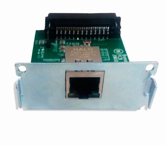 Interface Placa de Rede Ethernet Para Impressora Bematech MP-4200 TH 903014300