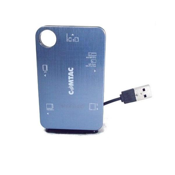 Leitor de cartões de Memória Compact Flash CF e + 9160 Comtac