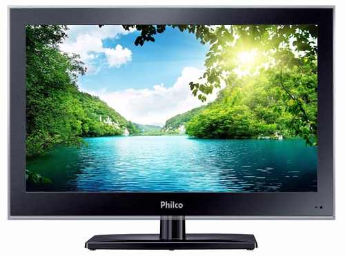 Tv Monitor Philco 16 Ph16d20dm Hdmi Usb C/ Controle Remoto