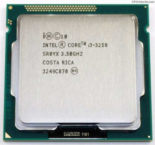 Processador Core I3 3250 3.50ghz Box Intel Lga Socket 1155