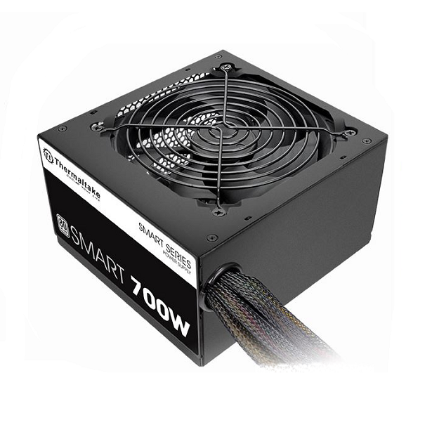 Fonte Para Computador 700w Thermaltake Smart Series 80 Plus PFC Ativo