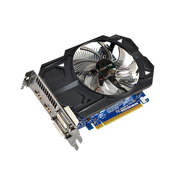 Placa de Video Geforce GTX 750ti 2GB GDDR5 Gigabyte Gv-N75TOC2-2GI