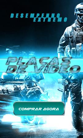 Placas de video Gamer