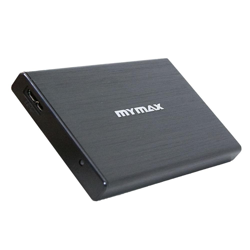 "Gaveta Para HD e SSD 2,5"" Sata Nimble USB 3.0 Menc-bs-u23t-bk Mymax"