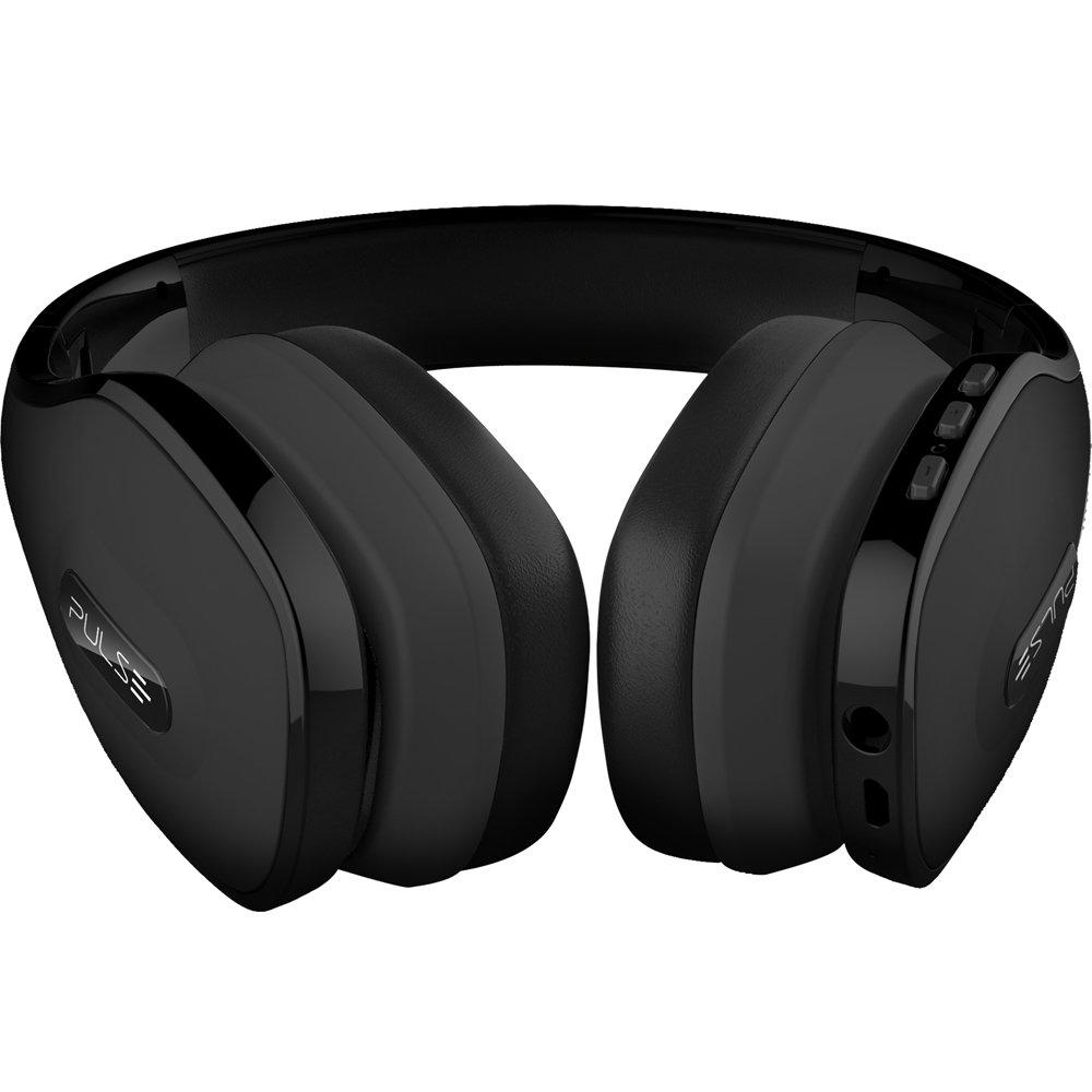 Fone de Ouvido Headphone Pulse Bluetooth Multilaser PH150 Preto