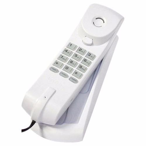 Telefone com Fio Fixo De Parede e Mesa Intelbras TC20 Cinza Ártico