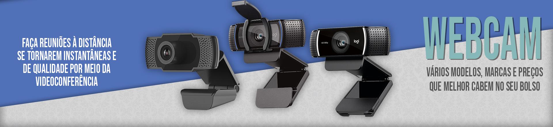 linha de webcam