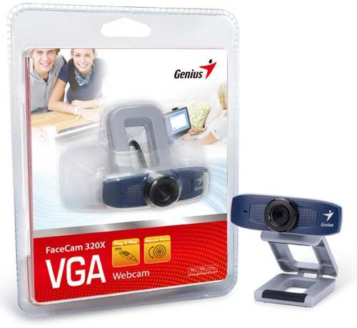 Webcam Facecam 320x Genius VGA
