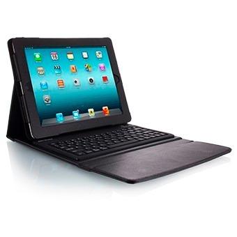 Capa Case Com Teclado Bluetooth Para Ipad 2, 3 e 4 Com Ç Mymax