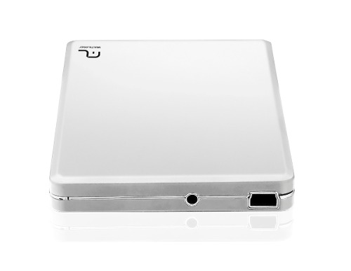 Gaveta Case Externo para HD 2,5 Notebook Sata Branco Multilaser GA030