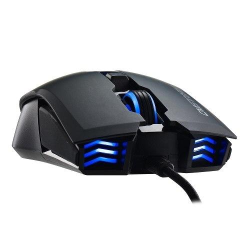 Teclado e Mouse Gamer Cooler Master Devastator com Led Azul