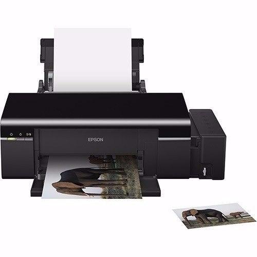 Impressora Epson Inkjet Photo L800 com Tanque de Tinta