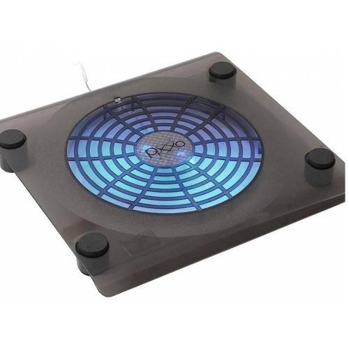 Base para Notebook Com Cooler Gigante Neon Azul Pixxo EP-K828