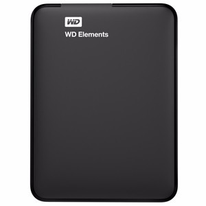 Hd Externo De Bolso Portátil 1tb 1000gb Wd Elements Usb 3.0