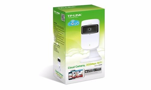 Camera IP Wifi Cloud Com Audio TP-Link NC200 300mbps