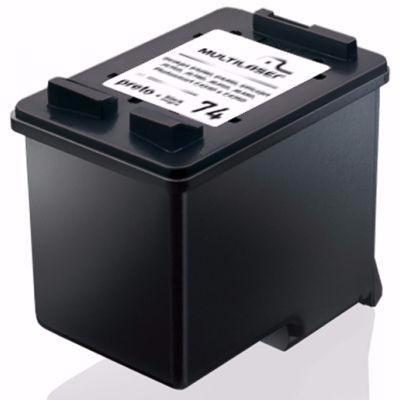 Cartucho De Tinta Para Hp 74 Xl 14ml Alta Capacidade
