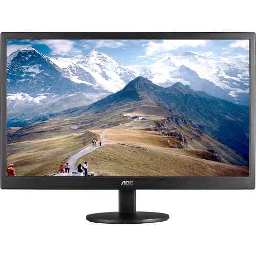 Monitor Led Aoc 21,5  E2270swn Widescreen Full Hd Slim