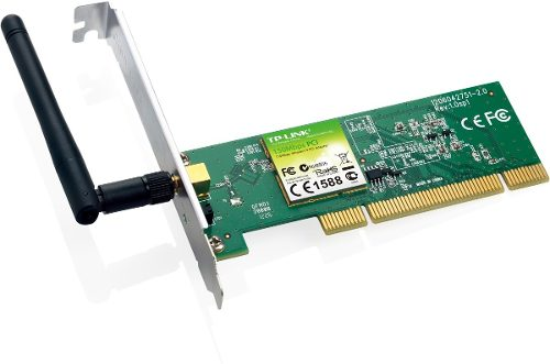 Placa de Rede Wireless PCI 150mbps Tp-Link Tl-wn751nd