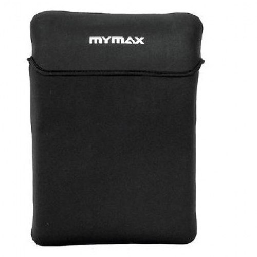 Capa case para Tablet 10 Polegadas Preto Neoprene Sleeve Texas Mymax
