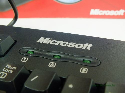 Teclado Microsoft Wired 200 Usb