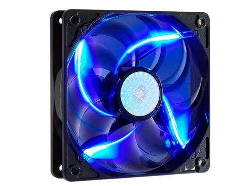 Cooler Fan 120mm Cooler Master Sickle Flow X com ventoinha Led Azul