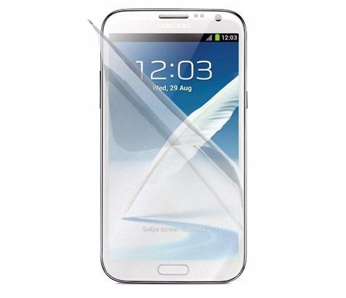 Capa para Smartphone Galaxy Note 2 + Película + Flanela Mágica  Klipxtreme