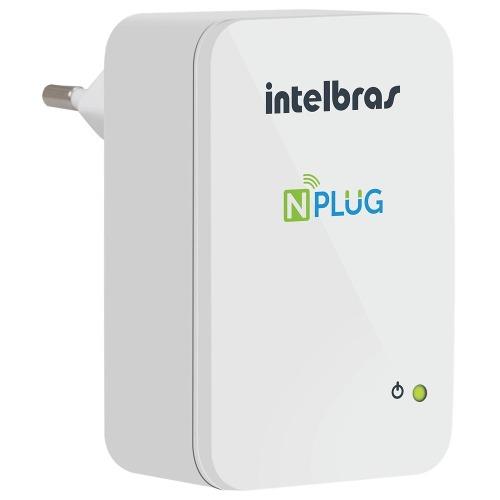 Repetidor Expansor De Sinal Wireless Roteador Intelbras Nplug