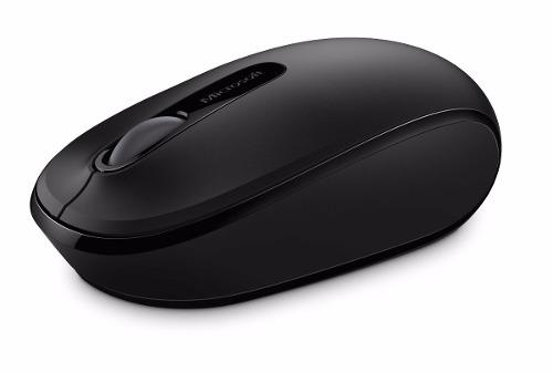Mouse Optico Microsoft Sem Fio 1850 Preto U7Z-00008