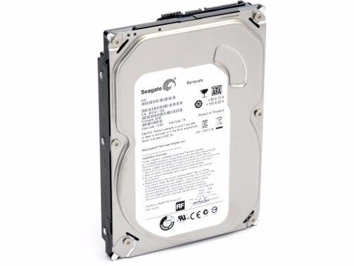 Hd 500gb Seagate Barracuda Sata 3 6gb/s para Desktop Pc