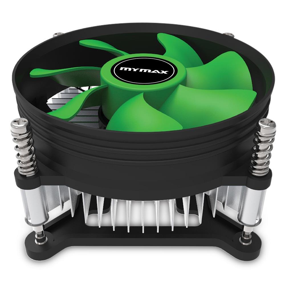 Cooler para Processador Intel Socket Lga 1150, 1151, 1155 e 1156 Mymax c/ Dissipador MYC/TX900-OR